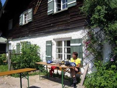 Frasdorfer Hütte ab Aschau