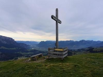 Brennkopf und Wandberg ab Walchsee