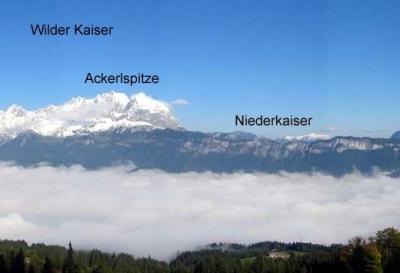 Niederkaiser - Gscheuerkopf