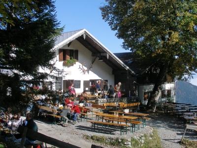 Schuhbräualm ab Brannenburg