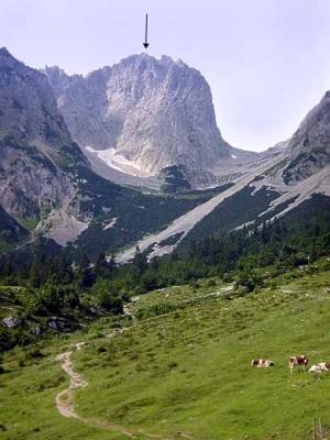 Vordere und Hintere Karlspitze