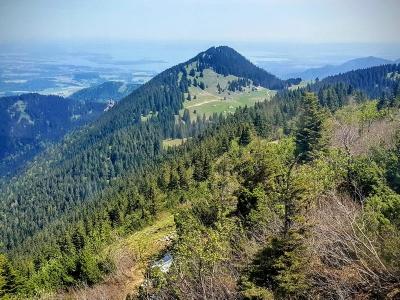 Riesenberg ab der Kräuterwiese