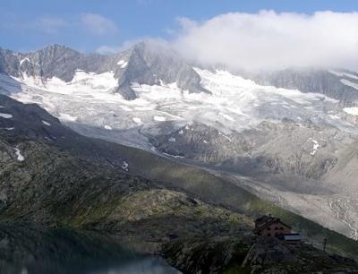 Trekking um die Wildkarspitze