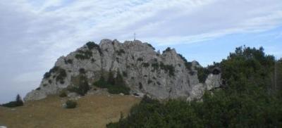 Hennenkopf und Probstenwand