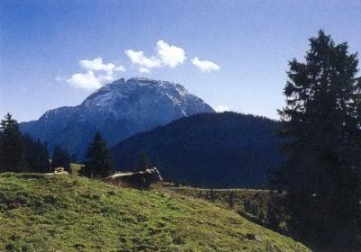 Guffert - Fast ein Matterhorn!