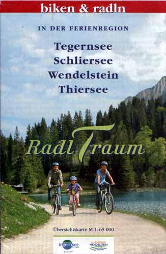 Biken & Radln in der Ferienregion Tegernsee - Schliersee - Wendelstein - Thiersee