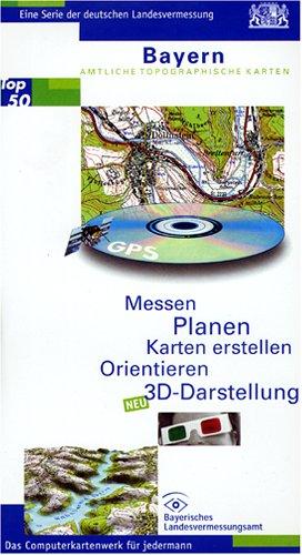 TOP50 (Bayern-Süd)  / AMAP3D