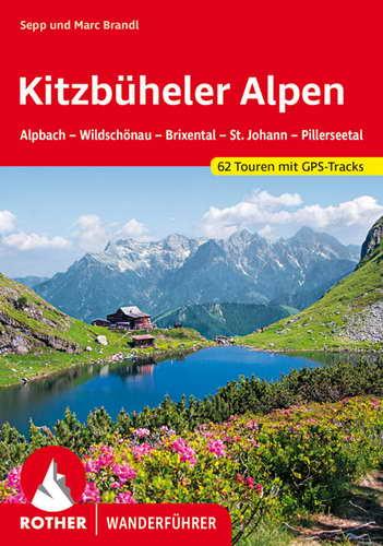 Wanderführer Kitzbühler Alpen