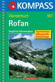 Wanderbuch Rofan