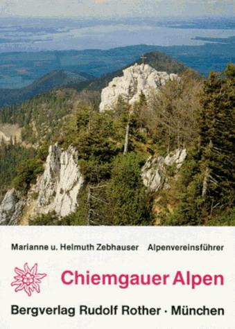 Alpenvereinsführer Chiemgauer Alpen