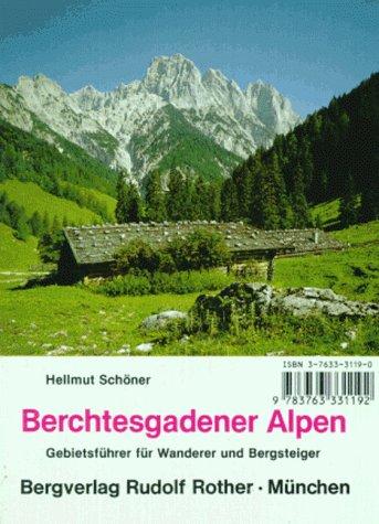 Alpenvereinsführer Berchtesgadener Alpen