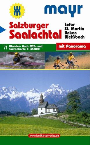 Salzburger Saalachtal