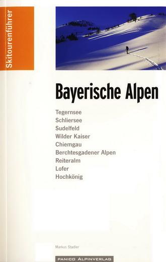 Bayerische Alpen zwischen Bad Tölz und Berchtesgaden