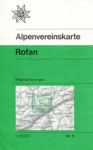Alpenvereinskarte 6