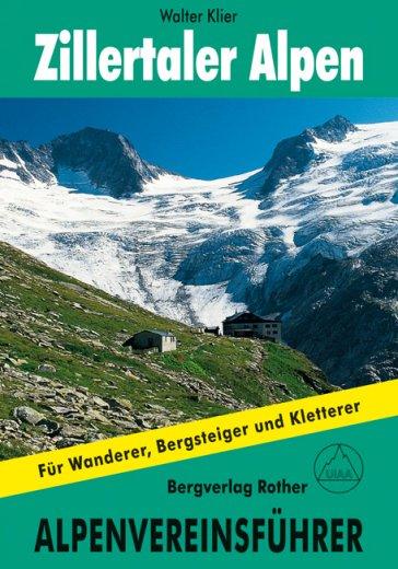 Alpenvereinsführer Zillertaler Alpen