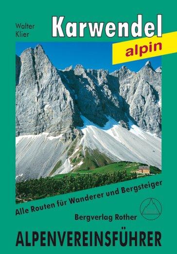 Alpenvereinsführer Karwendel alpin