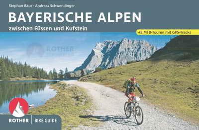 Bike Guide Bayerische Alpen