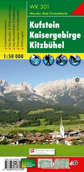 WK 301 Kufstein – Kaisergebirge – Kitzbühel