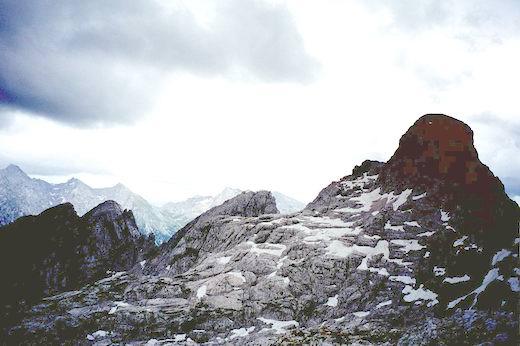 Das Stadelhorn auf der Reiter-Alpe
