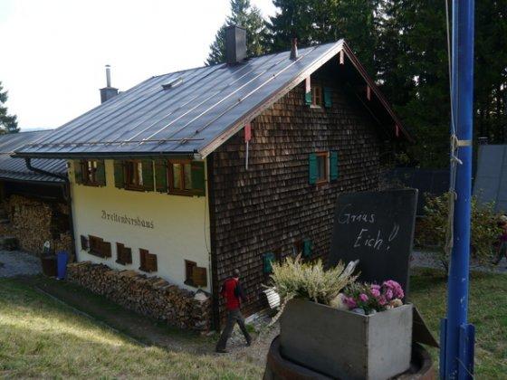 Das Breitenberghaus.