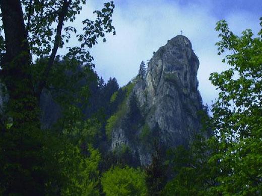 Die Maiwand, von Norden aus gesehen.