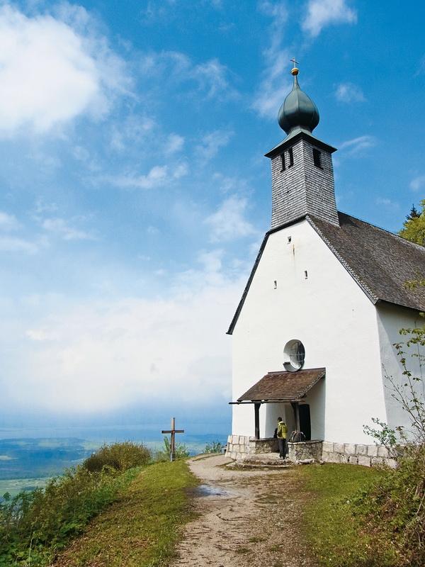 Die Schnappenkirche. Foto: Renate Florl