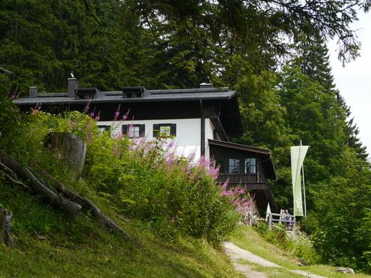 Das Brünnsteinhaus