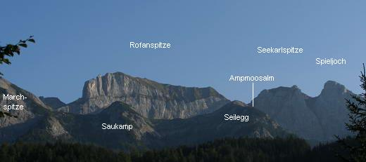 Ansicht von Norden.