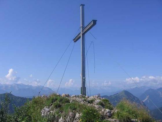 Gipfel des Rabenkopfs