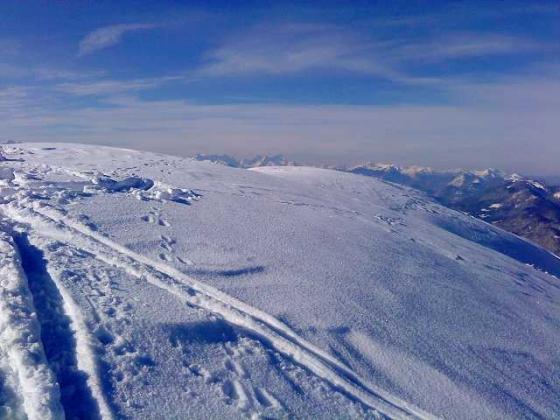 Gipfel des Schönbergs