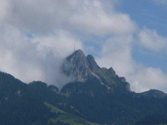 Der Wendelstein - im Zentrum der Tour
