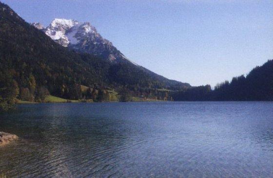 Der Hintersteiner See