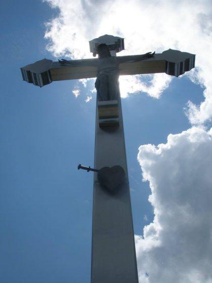 Gipfelkreuz der Bodenschneid