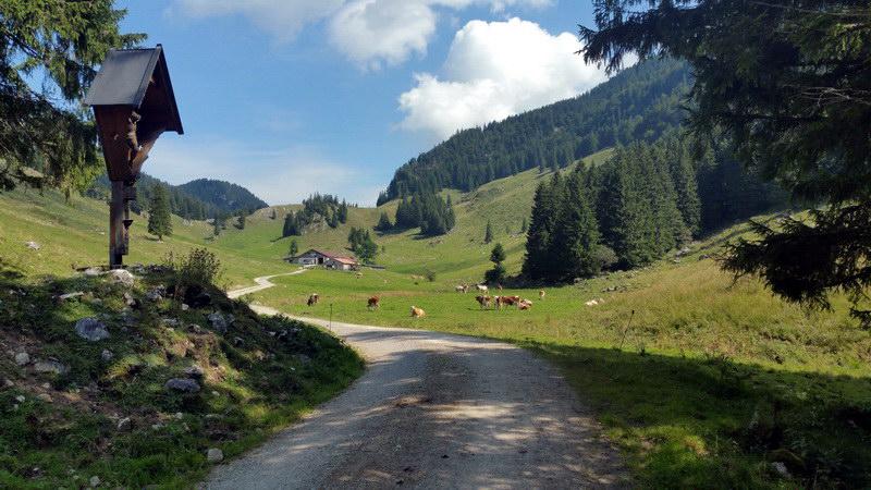 Das Trockenbachtal.