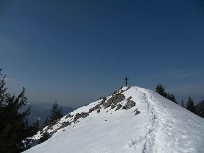 Der Gipfel des Schweinsbergs