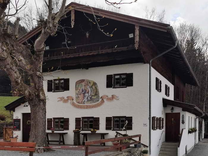 Berggasthof Schwarzlack